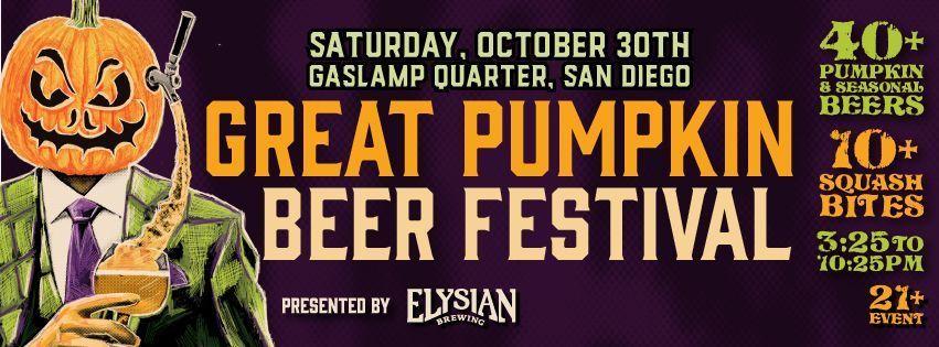 Great Pumpkin Beer Festival