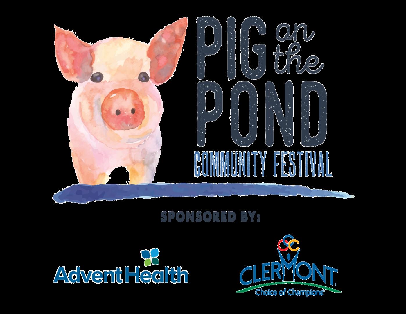 Pig on the Pond Community Festival