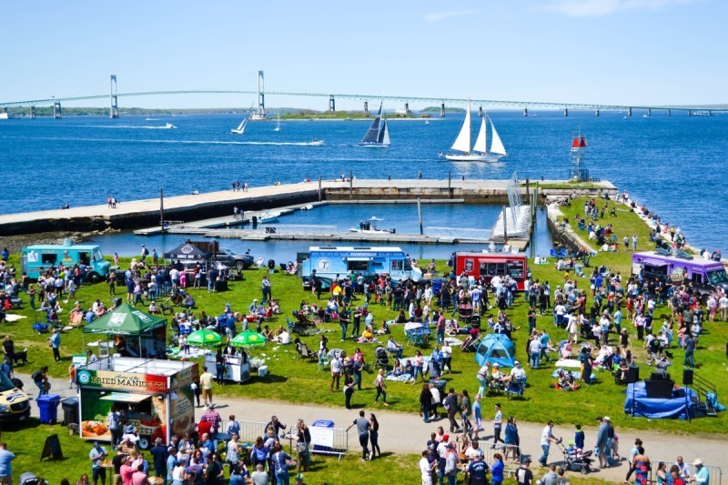 Newport Food Truck and Craft Beer Festival