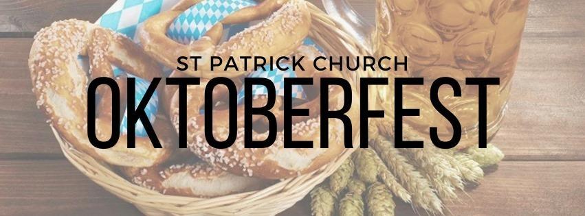 St. Patrick Church Oktoberfest