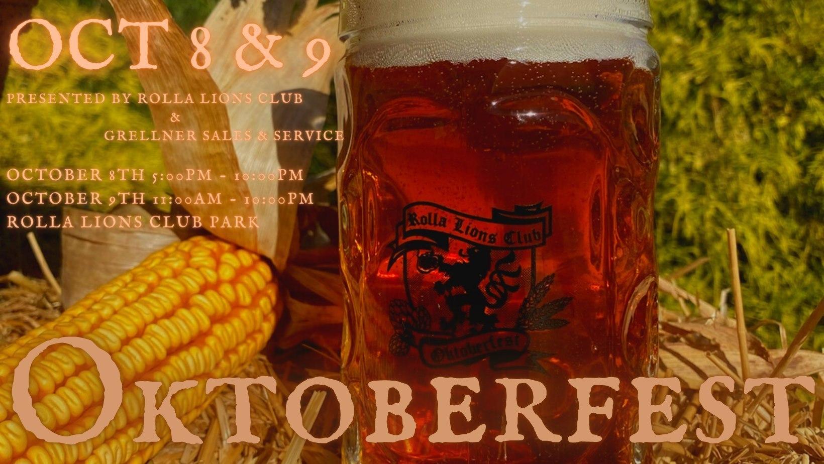 Rolla Lions Club Oktoberfest