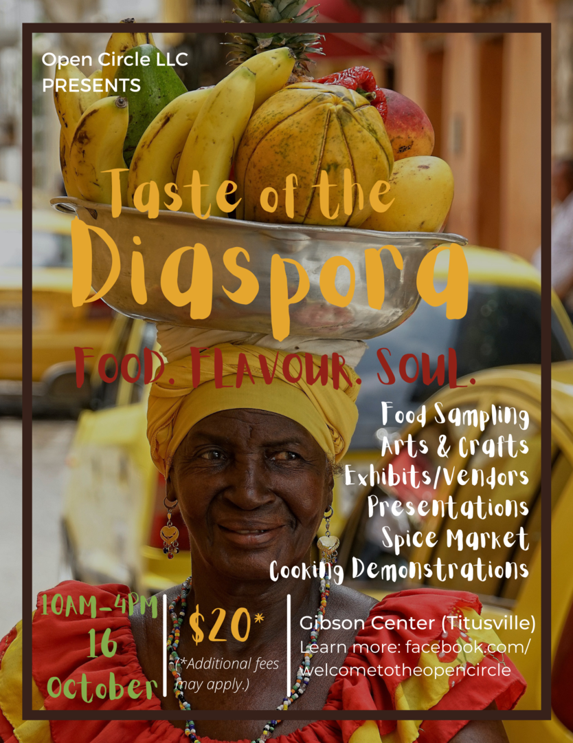 'Taste of the Diaspora' Food Festival