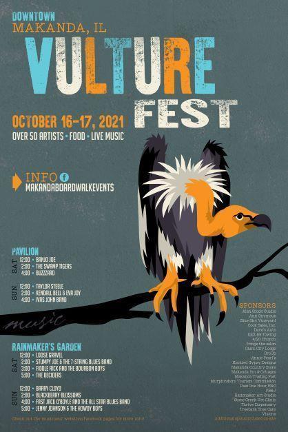 2021 Makanda Vulture Fest