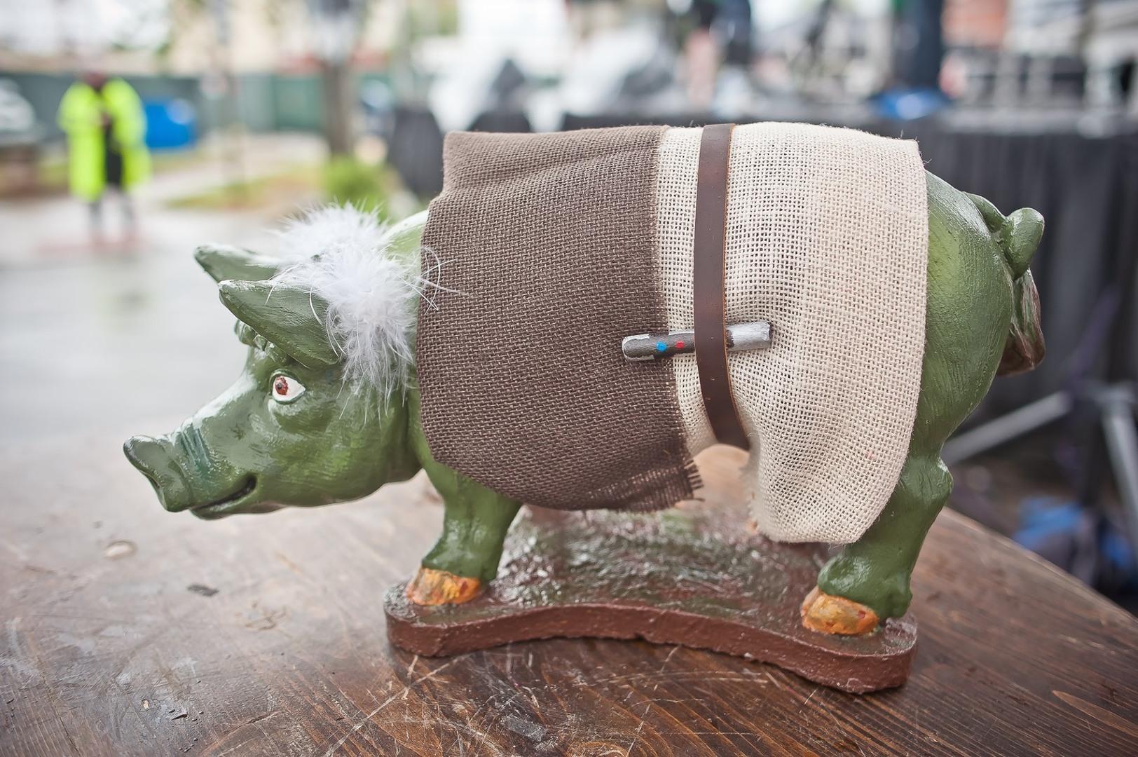 The Big Pig Project - The Big Pig Project