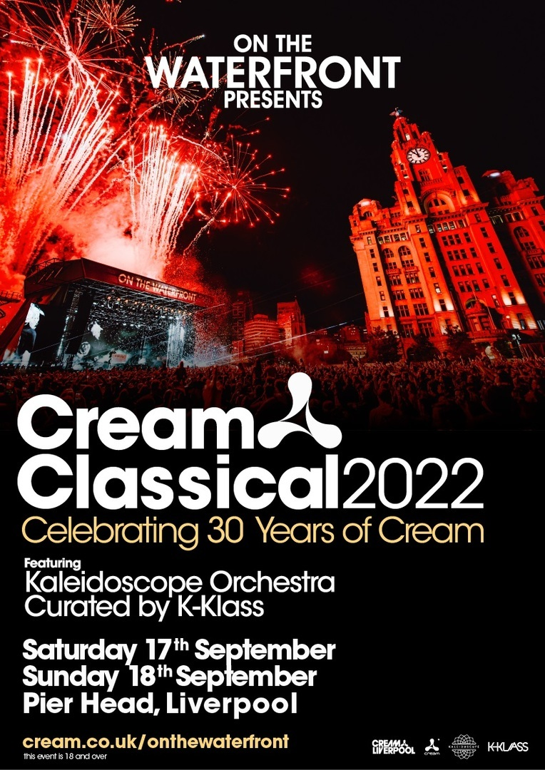 On the Waterfront presents Cream Classical 2022