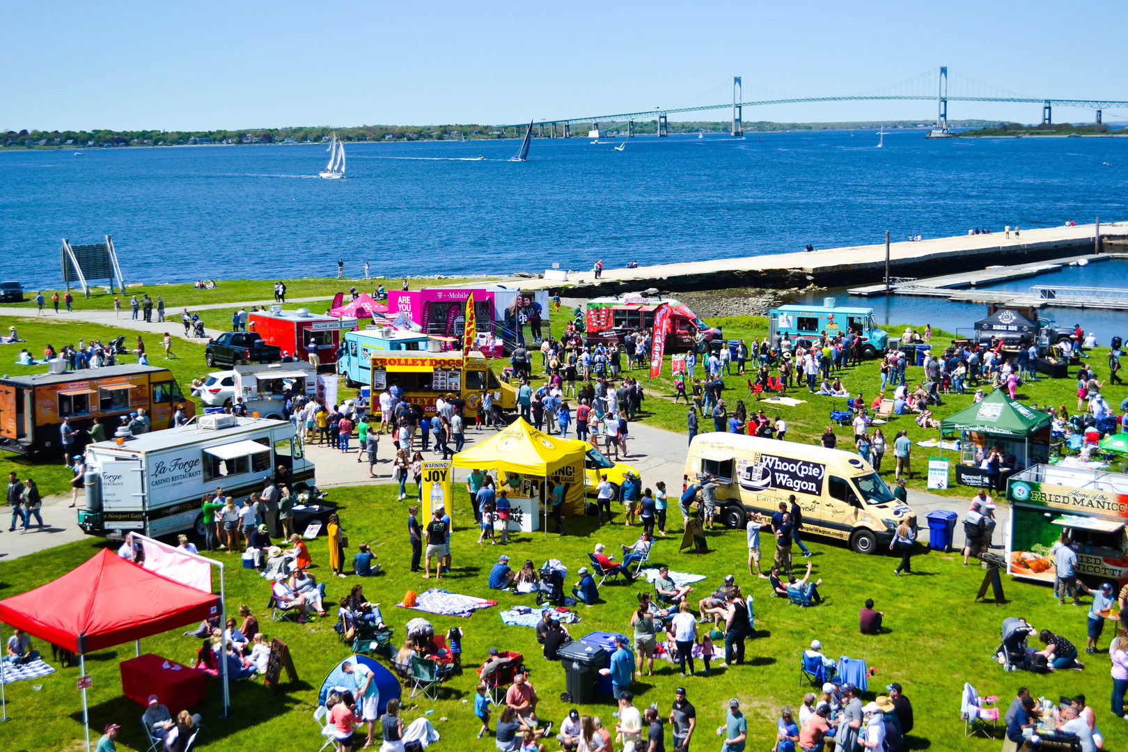The 2nd Annual Newport Food Truck & Craft Beer Festival