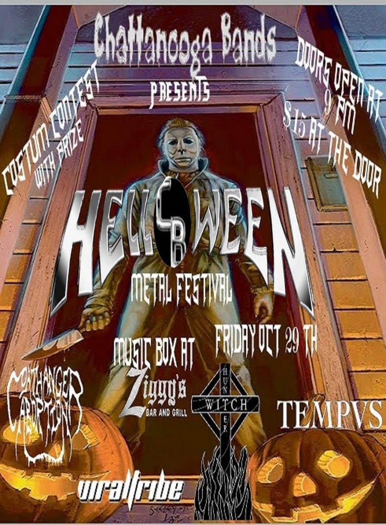 1st Night of  3 Night Helloween Metal Festival