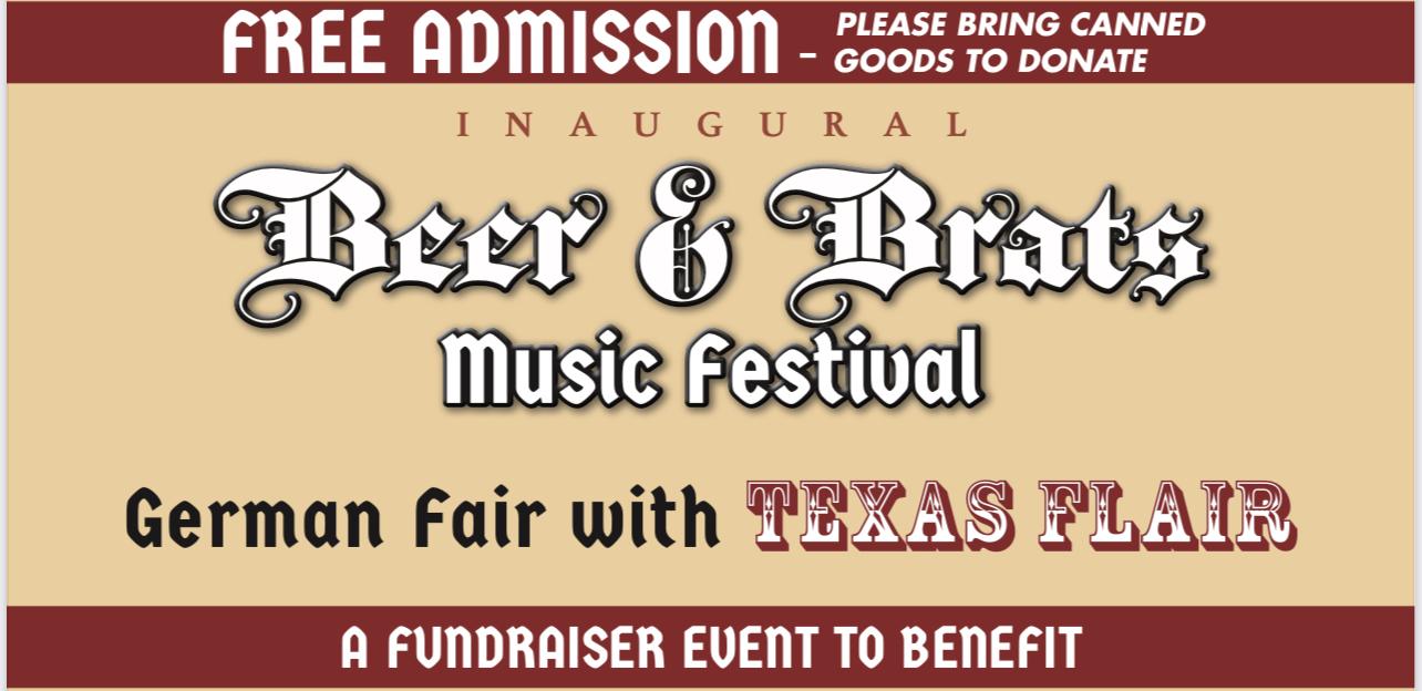 Beer & Brats Music Festival