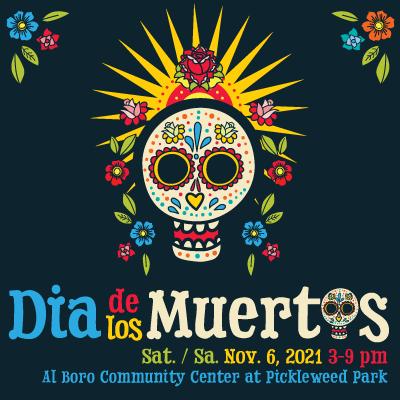 Day of the Dead - Community Celebration in San Rafael