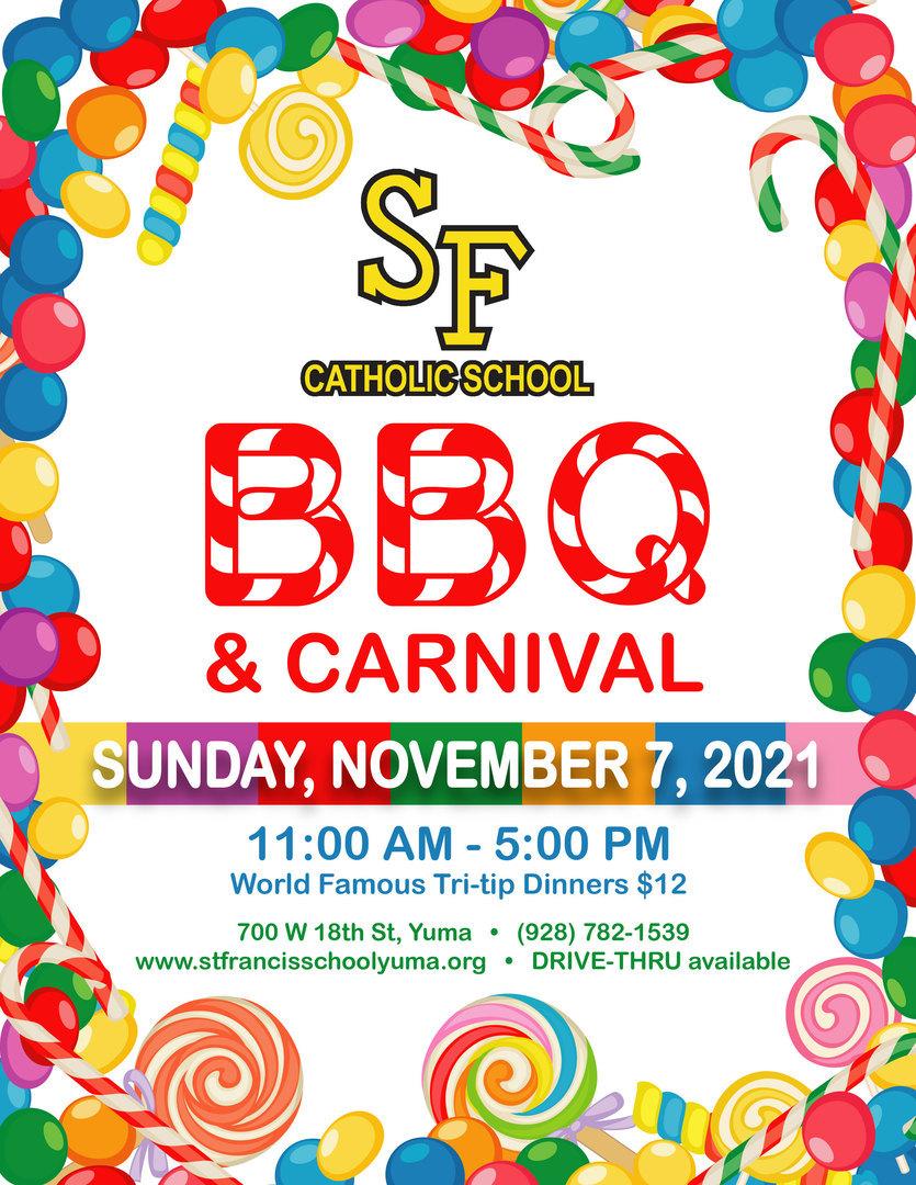 Saint Francis School BBQ & Carnival