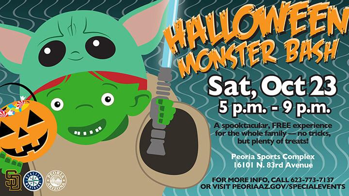 Halloween Monster Bash