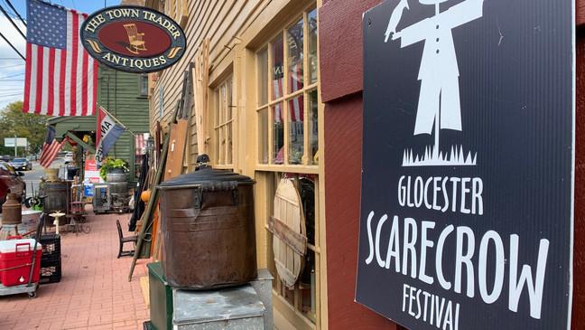 Glocester Scarecrow Festival